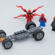 LEGO Marvel Super Heroes 76173 Spider-Man and Ghost Rider vs. Carnage