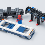 LEGO Marvel Super Heroes 76174 Spider-Man's Monster Truck vs. Mysterio