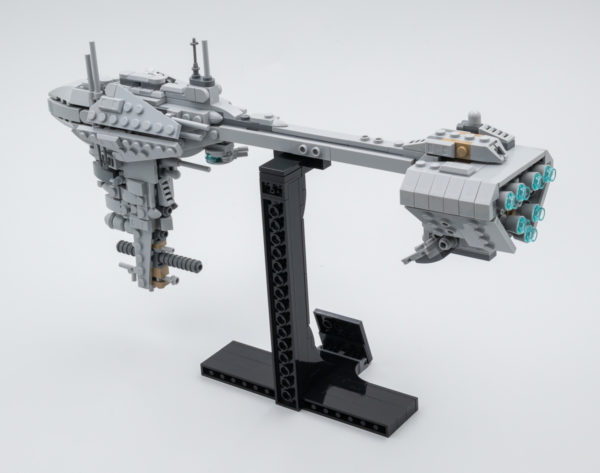 LEGO Star Wars 77904 Nebulon-B Frigate