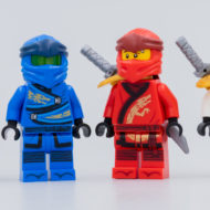 LEGO 71741 Ninjago City Gardens