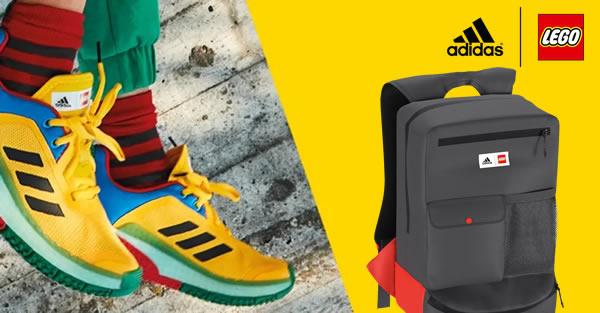Collaboration LEGO | Adidas : la collection enfants est en vente sur le Shop