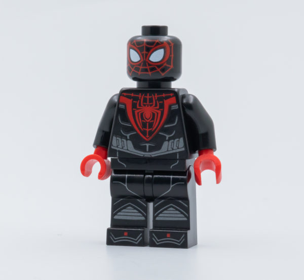 Classic Suit Miles Morales Exclusive Minifigure