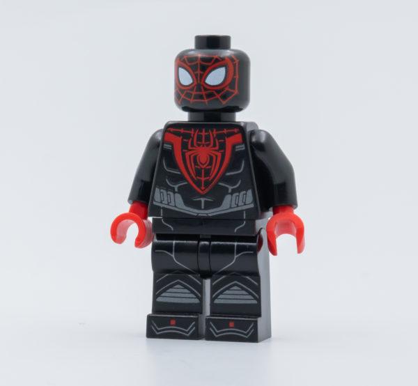 Classic Suit Miles Morales Exclusive Minifigure