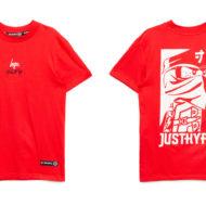 lego ninjago hype clothing line tshirt 5
