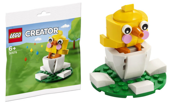 LEGO Creator 30579 Easter Chick