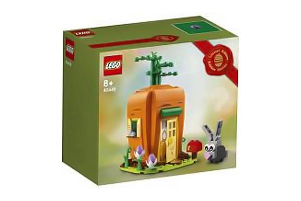 LEGO 40449 Easter's Bunny Carrot House