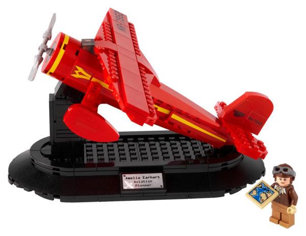 LEGO 40450 Amelia Earhart Tribute