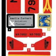 LEGO 40450 Amelia Earhart Tribute (GWP)