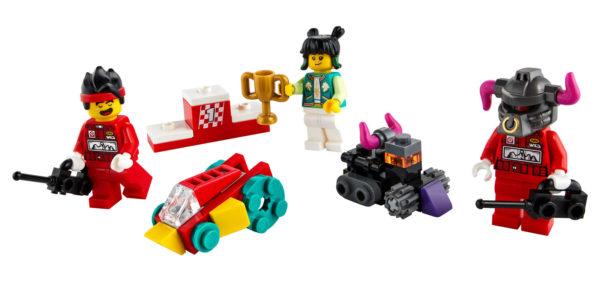 40472 Monkie Kid's RC Race