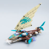 LEGO Ninjago 71748 Catamaran Sea Battle