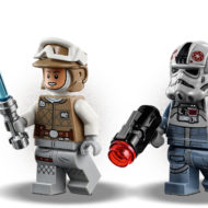 LEGO Star Wars 75298 AT-AT vs Tautaun Microfighters