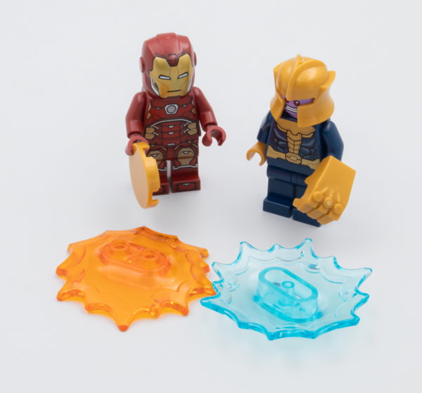 LEGO Marvel Super Heroes 76170 Iron Man vs. Thanos