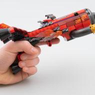 LEGO Monkie Kid 80019 Red Son's Inferno Jet