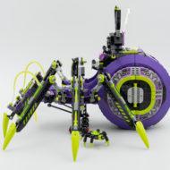 80022 lego monkie kid spider queen arachnoid base 26