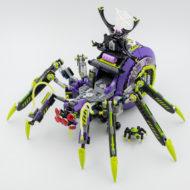 80022 lego monkie kid spider queen arachnoid base 27
