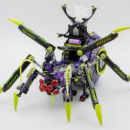 80022 lego monkie kid spider queen arachnoid base 29