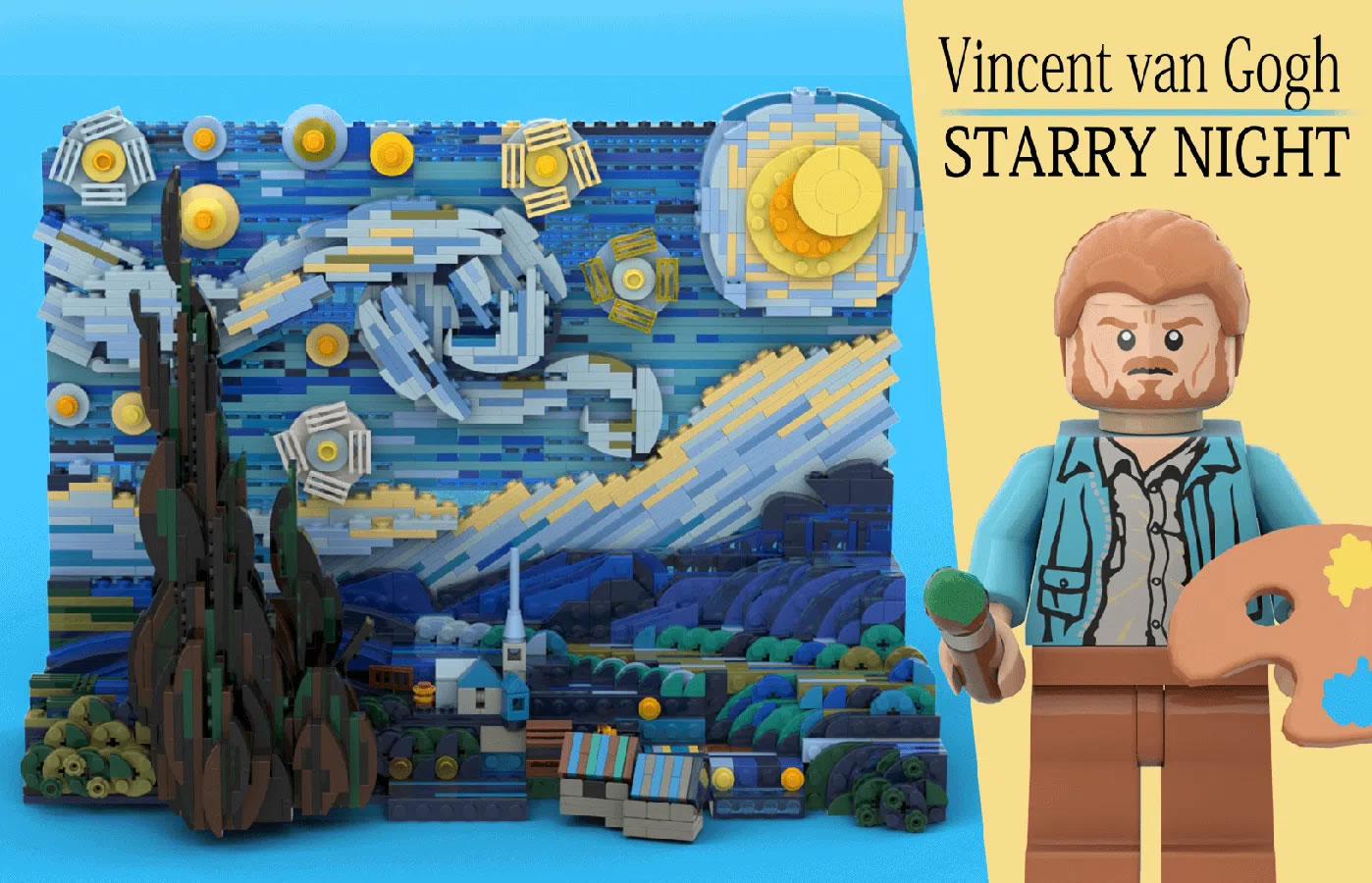 LEGO : Ze topik =) - Page 7 Lego-ideas-vincent-van-gogh-starry-night-approved-project