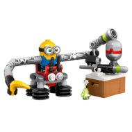 lego minions 2021 30387 bob minion with robot arms 2