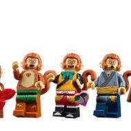 LEGO Monkie Kid 80024 The Legendary Flower Fruit Mountain