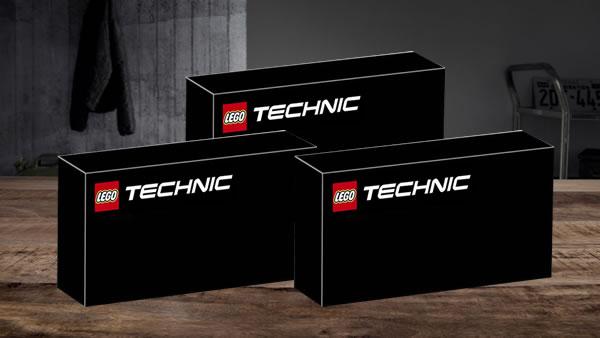 Sondage : LEGO veut connaître vos envies pour les futurs produits de la gamme Technic