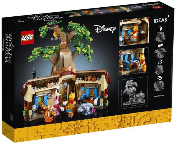 LEGO hugmyndir 21326 Winnie the Pooh