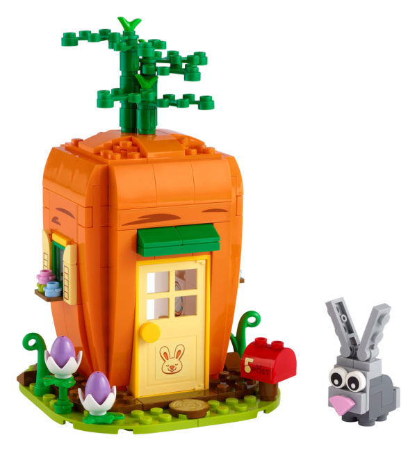 LEGO 40449 Easter Bunny's Carrot House