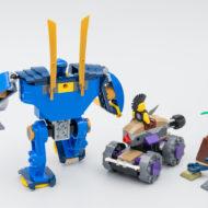 LEGO Ninjago Legacy 71740 Jay's Electro-Mech