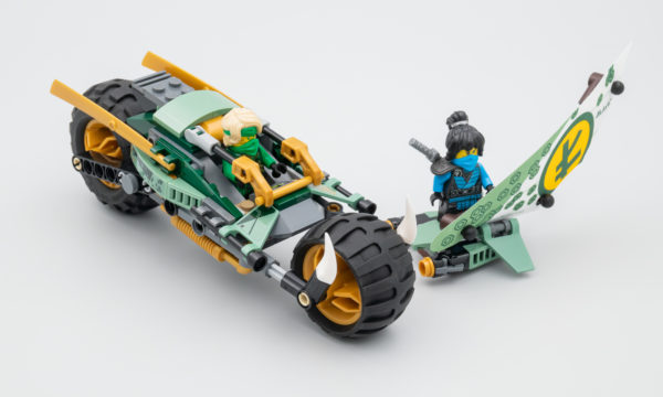 LEGO Ninjago 71745 Lloyd's Jungle Chopper Bike