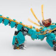 LEGO Ninjago 71746 frumskógardrekinn
