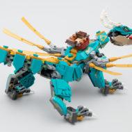 LEGO Ninjago 71746 oerwouddraak
