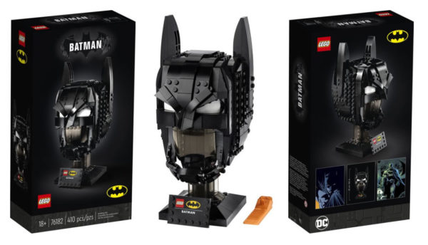 LEGO DC Comics Super Heroes 76182 Batman Cowl