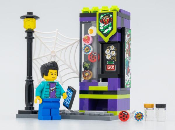 LEGO Monkie Kid 80020 White Dragon Horse Jet