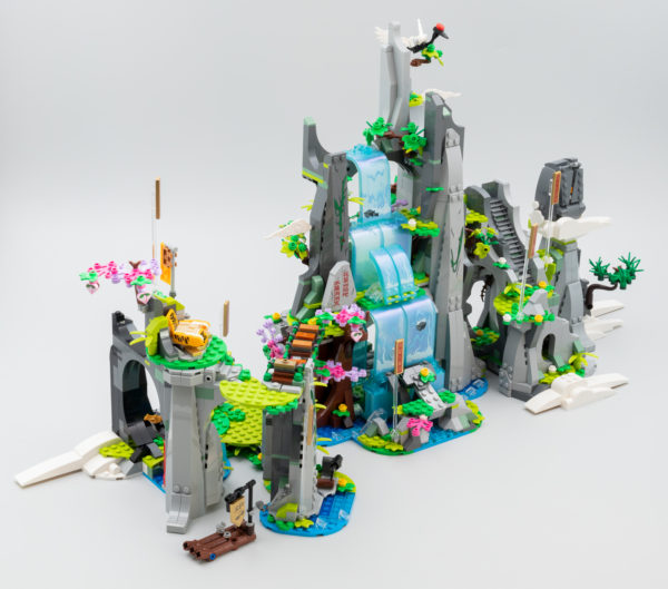 LEGO Monkie Kid 80024 Gunung Woh Kembang Legendaris
