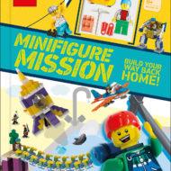 lego minifigure mission book 2021