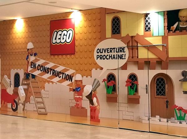 LEGO Certified Store du centre commercial Place des Halles à Strasbourg : ça se précise...