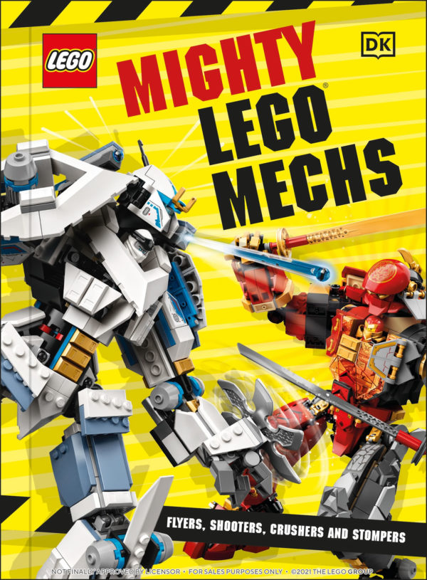 Mighty LEGO Mechs