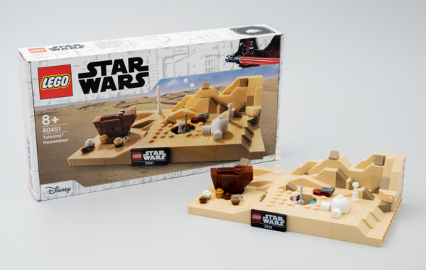 LEGO Star Wars 40451 Tatooine Homestead (GWP)