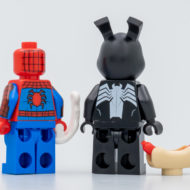 LEGO Marvel 40454 Spider-Man vs Venom & Iron Venom