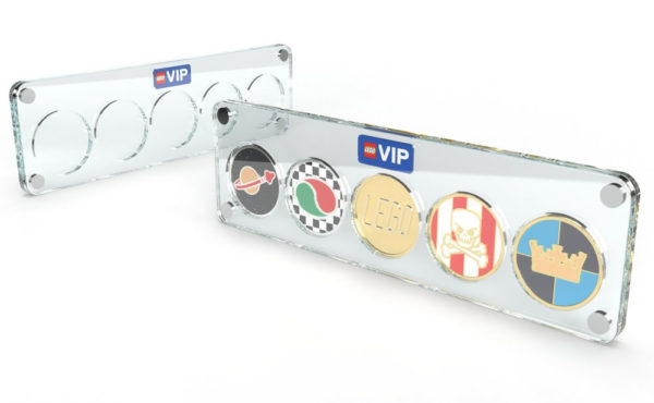 5006473 LEGO VIP Coins Display Case