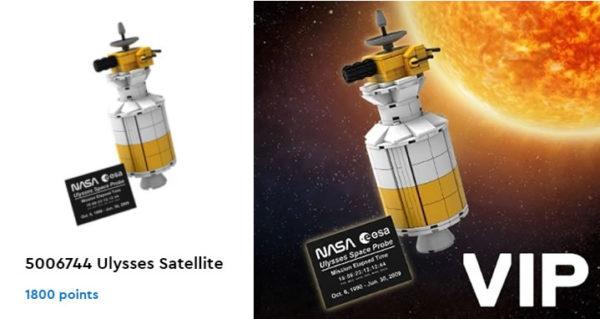 LEGO 5006744 Ulysses Satellite