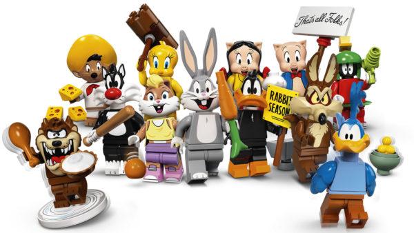 LEGO 71030 Looney Tunes Collectible Minifigures Series