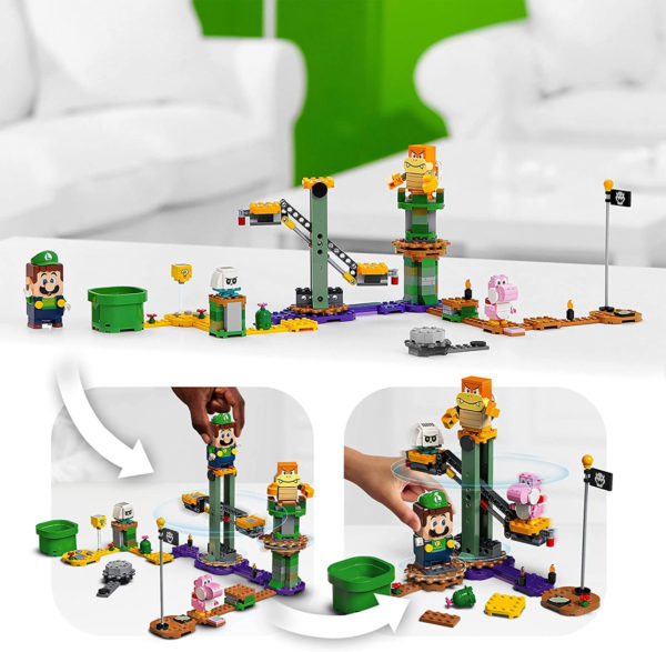 LEGO Super Mario 71387 Adventures with Luigi (Starter Course)
