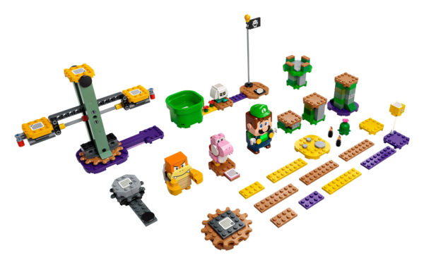 LEGO Super Mario 71387 Adventures with Luigi