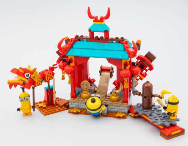 LEGO 75550 Minions Kung Fu Battle