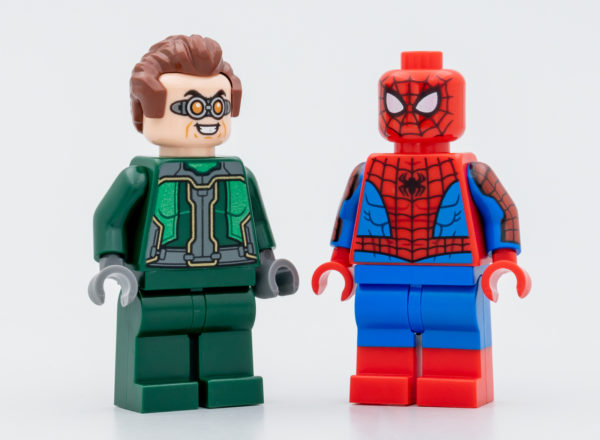 LEGO Marvel 76198 Spider-Man & Doctor Octopus Mech Battle