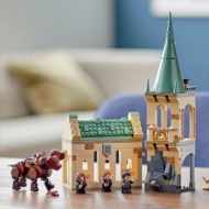 LEGO Harry Potter 76387 Hogwarts : Fluffy Encounter
