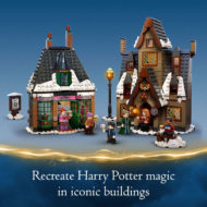LEGO Harry Potter 76388 Hogsmeade Village Visit