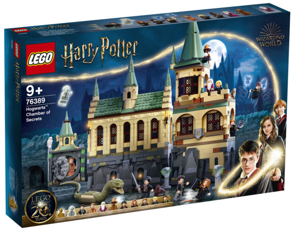 LEGO Harry Potter 76389 Hogwarts Chamber of Secrets