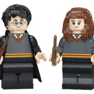 LEGO Harry Potter 76393 Harry Potter & Hermione Granger