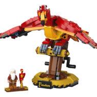 LEGO Harry Potter 76394 Fawkes, Dumbledore's Phoenix